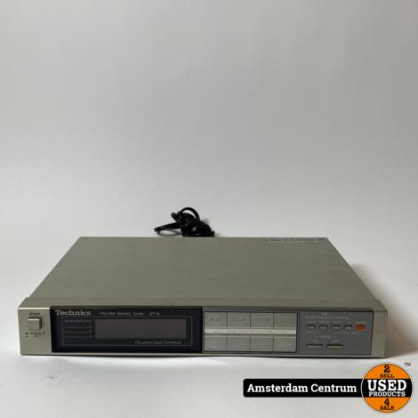Technics ST-8 FM/AM Silver Tuner | Incl. garantie