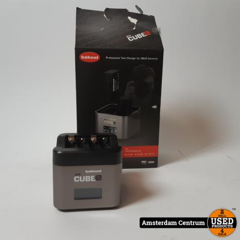 Hähnel ProCube2 DSLR Charger (Canon) | ZGAN in doos
