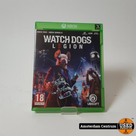 Xbox One X Game: Watch Dogs Legion