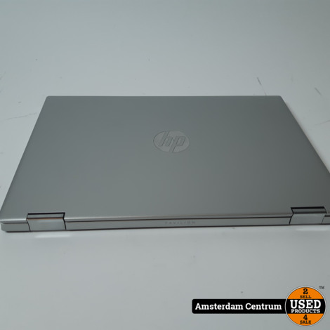HP 14-dw0534nd X360 i3-1005G1 8GB 256GB | In nette staat