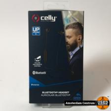 Celly Bhstereo Zwart Bluetooth Koptelefoon | Nieuw in seal