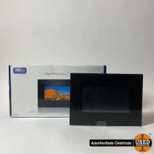 Sweex MM008V2 Digitale Fotolijst 7-inch | Incl. garantie