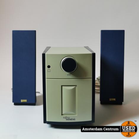Fujitsu Siemens Esprimo P2560 Computerspeakers | Incl. garantie