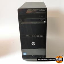 hp HP Pro 3500 Desktop | i3 4GB 300GB HDD | Incl. garantie