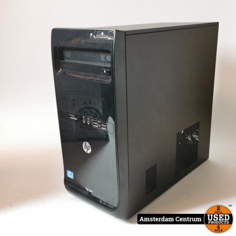 HP Pro 3500 Desktop | i3 4GB 300GB HDD | Incl. garantie