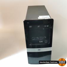 hp HP Pro 3135 MT Desktop   AMD Athlon II 4GB 300GB   Incl. garantie