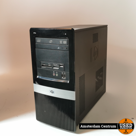 HP Pro 3135 MT Desktop   AMD Athlon II 4GB 300GB   Incl. garantie