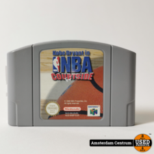 Nintendo 64 Game: NBA Kobe Bryant