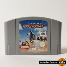 Nintendo Nintendo 64 Game: Top Gear Hyper bike