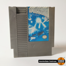 Nintendo NES Game: To The Earth