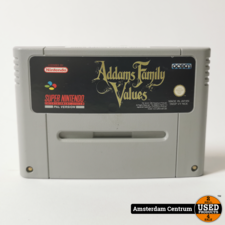 Super Nintendo Game: Addams Family Values
