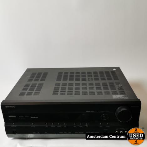 Onkyo TX-SR506 AV-Receiver Zwart | Incl. AB en garantie