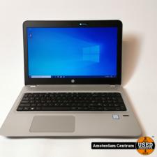 hp HP Probook 450 G4 i7-7500U 8GB 256GB SSD   In nette staat