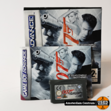 Nintendo Gameboy Advance Game: 007 Everything Or Nothing