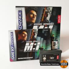 Nintendo Nintendo Gameboy Advance Game:  Mission Impossible Operation Surma