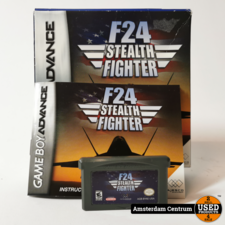 Nintendo Gameboy Advance Game: F24 Stealth Fighter