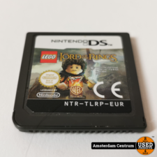 Nintendo DS Game: LEGO Lord Of The Rings | Losse Casette