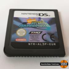 Nintendo DS Game: Spongebob Atlantis Squarepants | Losse Casette