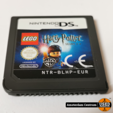 Nintendo Nintendo DS Game: Harry Potter Years 1-4 | Losse Casette