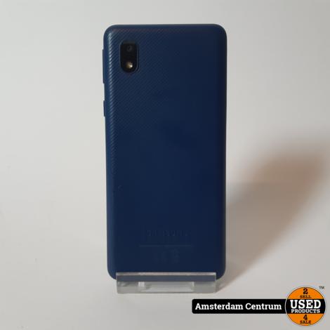 Samsung Galaxy A01 Core 16GB Blauw   Incl. garantie