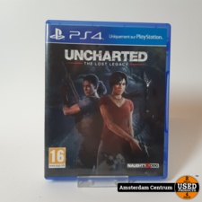 Playstation 4 Game: Uncharted The Lost Legacy