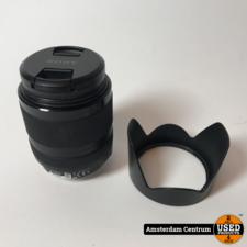 Sony 18-135mm 3.5-5.6 SAM Lens   In nette staat