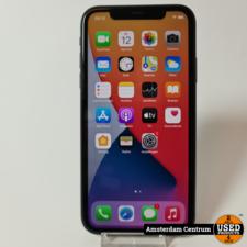 iPhone 11 64GB Zwart/Black   Apple garantie t/m 21 oktober 2021