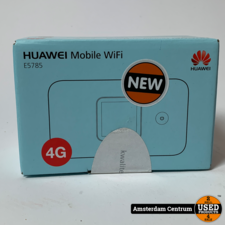 Huawei E5785Lh-22c 4G+ Mobile Wifi Router | Nieuw #1