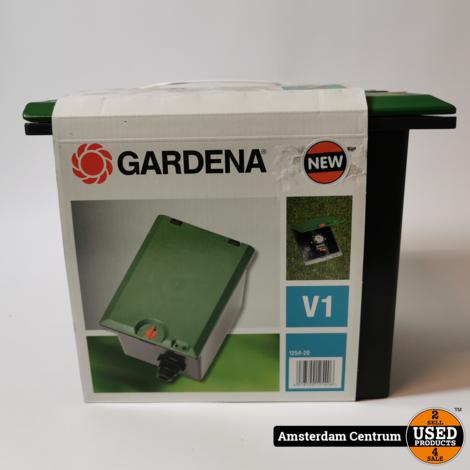 Gardena 1254-20 Ventielbox V1   Nieuw