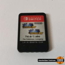 Nintendo Nintendo Switch Game : Pokkén Tournament DX