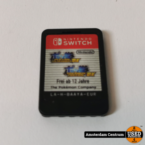 Nintendo Switch Game : Pokkén Tournament DX