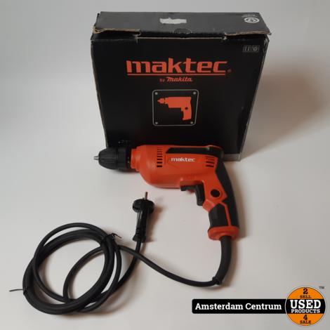 Maktec Makita MT607 Boormachine | Nieuw