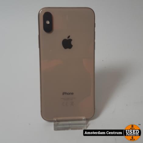 DAGDEAL! iPhone XS 64GB Gold/Goud | Incl. garantie