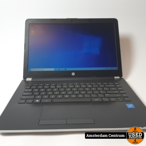 HP 14-bs043na Laptop 4GB RAM 320GB HDD   Incl. lader