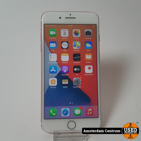 iPhone 7 Plus 32GB Rose Gold | Nette staat