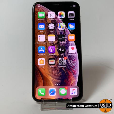 iPhone Xs 64GB Goud/Gold | Incl. garantie
