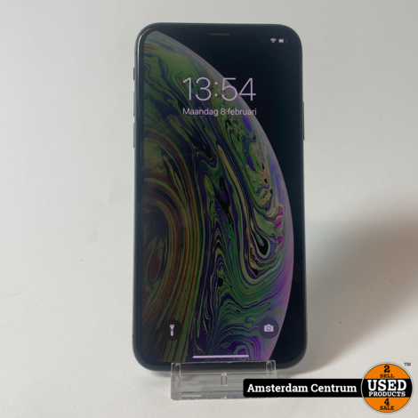 DAGDEAL! iPhone XS 64GB Space Gray | In nette staat