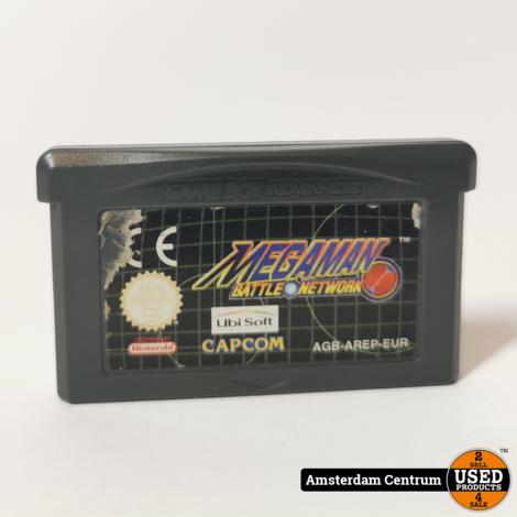 Gameboy Advance Game: Mega Man Battle Network | Losse Cassette