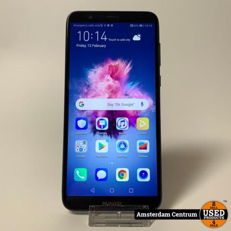 Huawei P Smart (2018) 32GB Zwart/Black | Incl. garantie