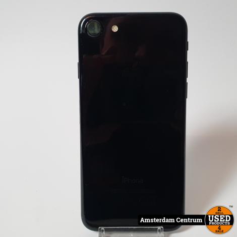iPhone 7 32GB Zwart/Black | incl. lader en garantie