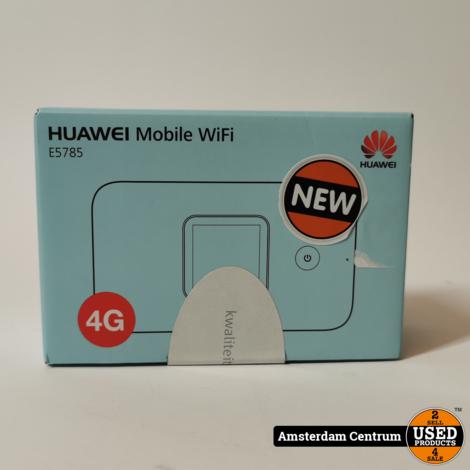 Huawei E5785Lh-22c White  4G+ Mobile Wifi Router | Nieuw #2