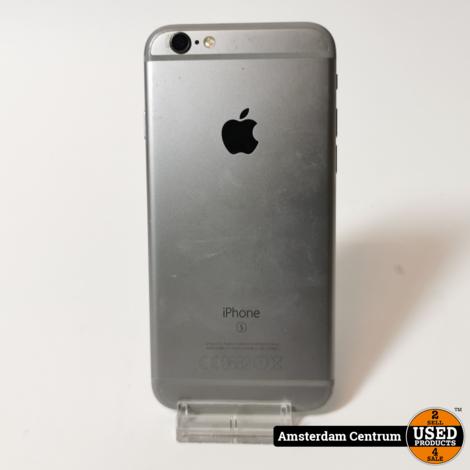 iPhone 6s 16GB Space Gray | In doos