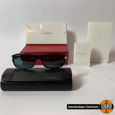 Cartier Rangi T8200439 Zonnebril | Nette staat in doos