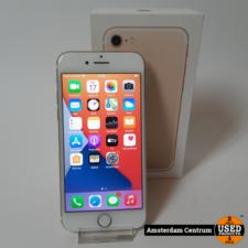 iPhone 7 128GB Goud/Gold | Nette staat