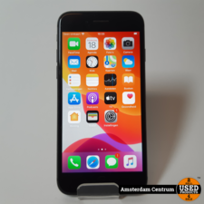 iPhone 8 64GB Zwart/Black | Incl. garantie