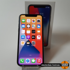 iPhone X 256GB Space Gray | Incl. garantie