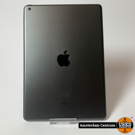 iPad 2020 (8th. gen) 32GB WIFI Space Gray | Nette staat in doos