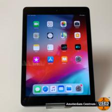 Apple iPad Air 16GB WIFI Space Gray | Incl. lader en garantie