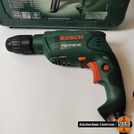 Bosch PSB 5700 RE Boormachine | Incl. garantie
