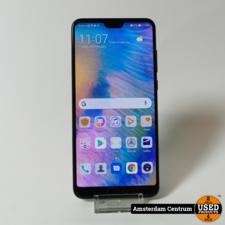 Huawei Huawei P20 Pro 128GB (6GB) Zwart/Black   Nette staat